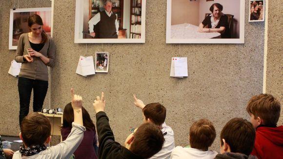 """Holocaust-Überlebende, die von Schülern Briefe bekommen: """"Ich kenne dein Leben jetzt"""""""