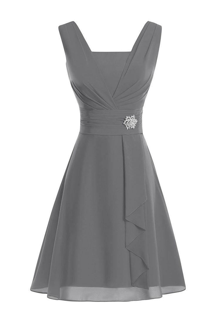 ModernBride Women Elegant Summer Chiffon Mother's Dresses 2015 ** You can get more details here : Bridesmaid dresses