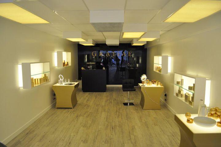 51 Best Images About Interior Design Beauty Shop Store Retail Interior On Pinterest Las