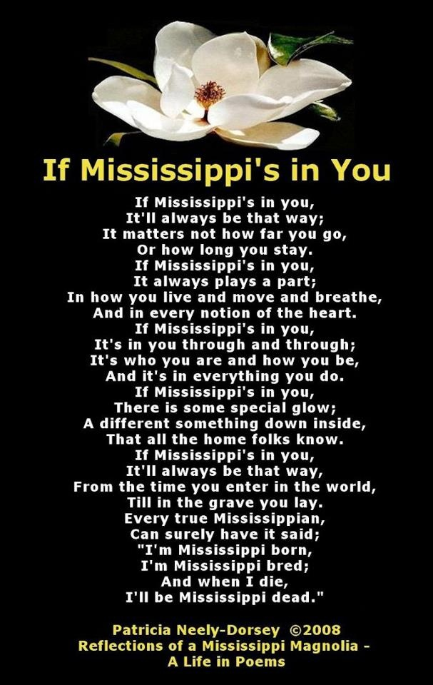If Mississippi's in You