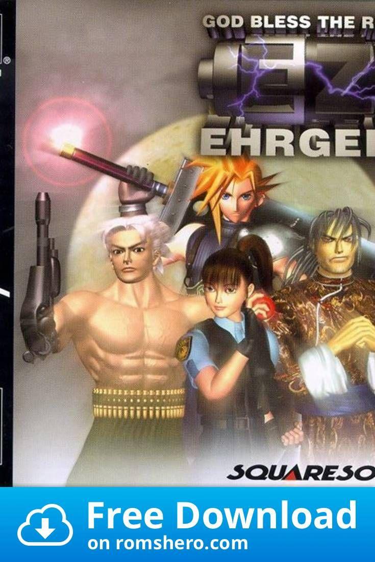Download Ehrgeiz   God Bless The Ring [SLUS 20]   Playstation ...