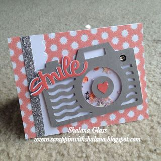 Scrappin' with Shalana: CTMH Zoe paper and the new Artistry cricut cartridge