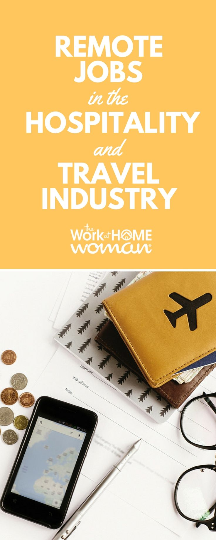 Would you like to earn discounted and free travel perks? If so, you're in luck! There are lots of work-at-home opportunities within the hospitality, tourism, and travel industries. Whether you're looking to work for an airline, hotel, or cruise line, there's something that will fulfill your wanderlust. See who's hiring here! #workfromhome #travel #job
