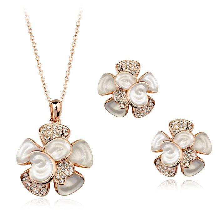 Производство прямые цена дубай золотые украшения комплект цветок jewelset комплект костюм комплект ювелирных изделий из китая