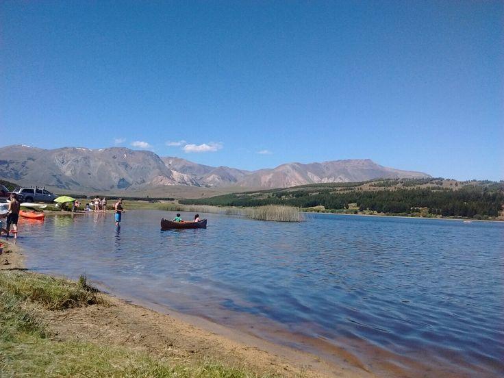 Laguna La Zeta. Esquel. Patagonia. Argentina.