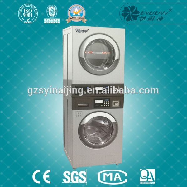 coin operated laundry machine price, coin operated laundry washing machine, coin operated stack washer dryer commercial laundry #All_In_One, #Laundry