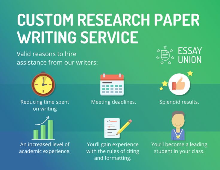 Research and writing service yate