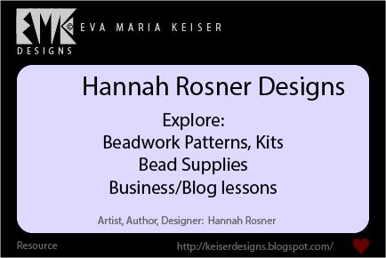 Eva Maria Keiser Designs: Resource: Hannah Rosner Designs  https://www.etsy.com/shop/HannahRachel?ref=profile_shopname