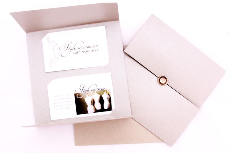 Fashion Stylist Gift Voucher