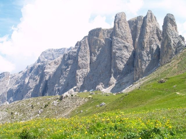 18 best italian dolomites images on pinterest places to for Best view of dolomites