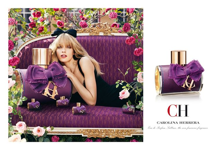 Аромат на месеца: #CH Eau de Parfum Sublime от Carolina #Herrera