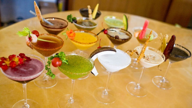 Mexico's Grand Velas Riviera Nayarit Offers Unique Margarita Menu