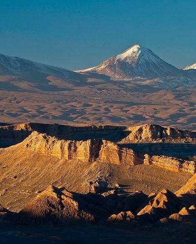 Amérique du Sud, Chile, Región de Antofagasta, Valle de la Luna.