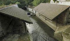 Lavoir d'été, La Queue-en-Brie