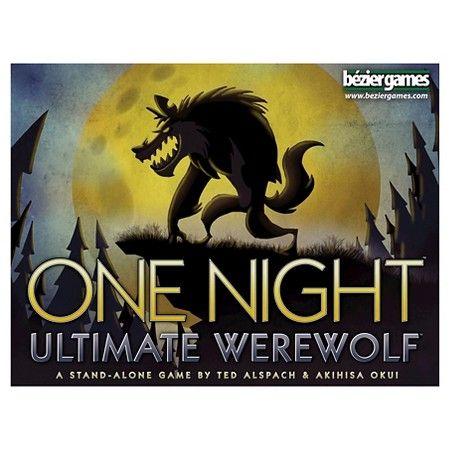 Bezier Games: One Night Ultimate Werewolf Game : Target