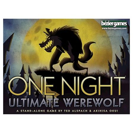 Bezier Games: One Night Ultimate Werewolf Game : Target