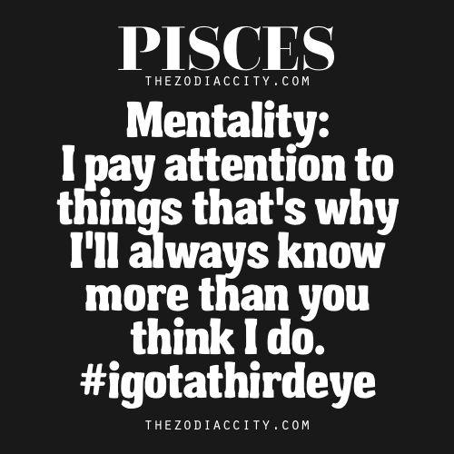 Zodiac Pisces Facts | TheZodiacCity.com