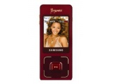 Samsung M620 UpStage Beyonce Edition Bordeaux Music Cell Phone for PlatinumTel