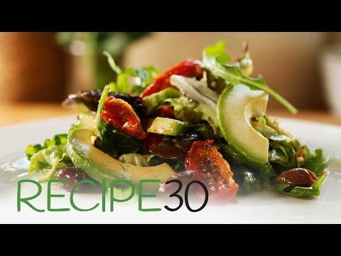 Summer Salad – Easy Meals with Video Recipes by Chef Joel Mielle – RECIPE30