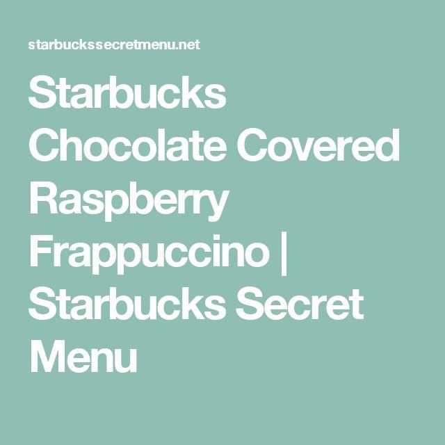 The 25+ best Starbucks chocolate frappuccino ideas on Pinterest - resume for starbucks