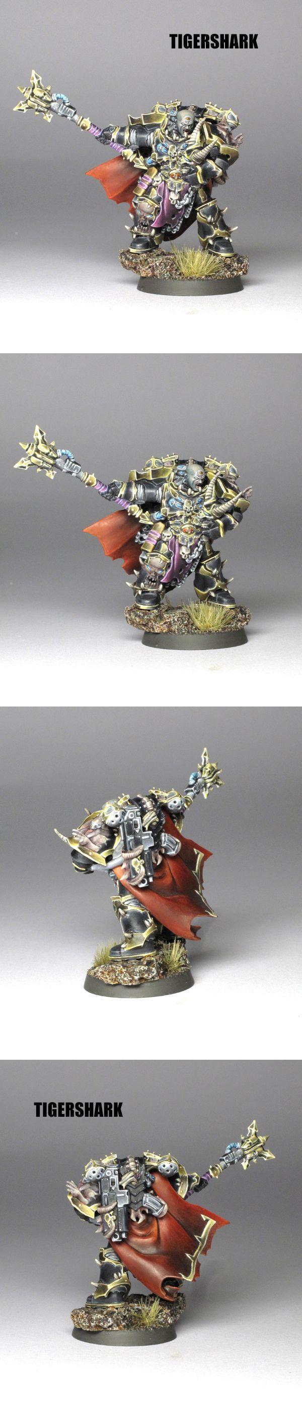 Black legion Chaos lord