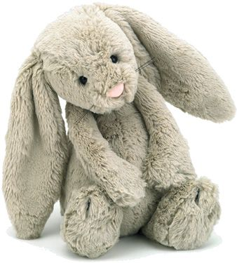 Bashful Beige Bunny - Medium #limetreekids