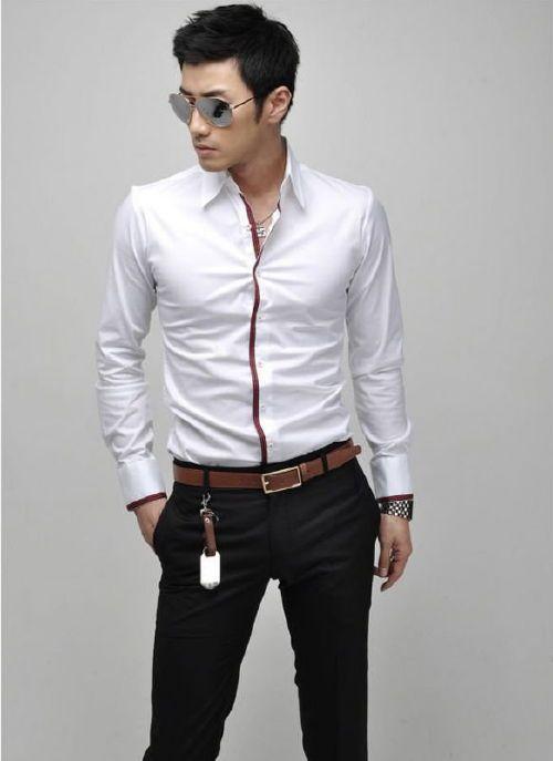 3a660a6c53c1c Modelos de ropa de vestir para hombres