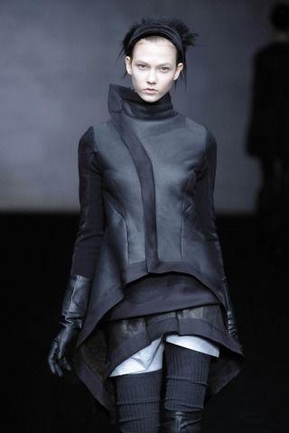 Rick Owens @ Paris Womenswear A/W 09 - SHOWstudio - The Home of Fashion Film