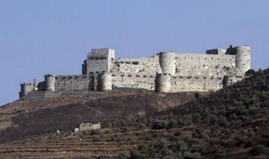 Krak des Chevaliers Szíria