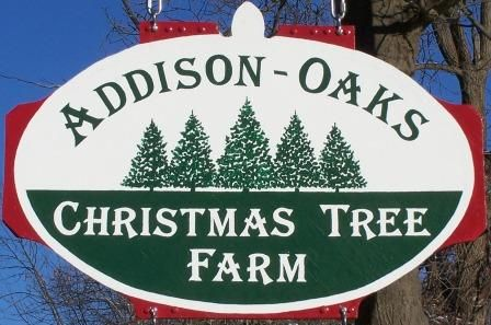 Addison Oaks Christmas Tree Farm