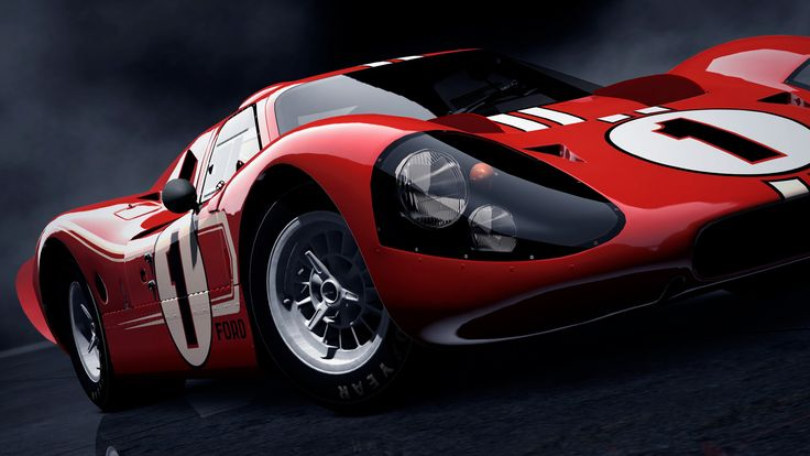 There goes my Dream Car. Just realized, A man gotta have goals. Ford GT40 Mark IV Le Mans 1967