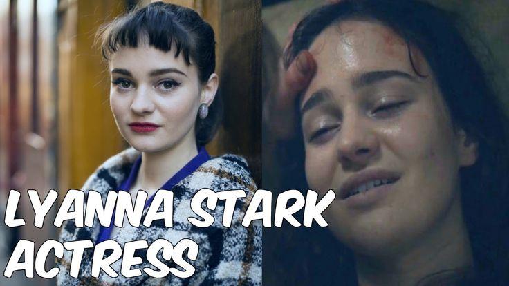 Lyanna Stark actress - Game Of Thrones Aisling Franciosi  http://youtu.be/E1Az3ZcNiz8