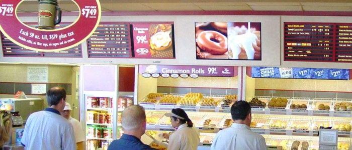 BLOG: Order Up! Dynamic Digital Signage in QSR #AV #QSR #Restaurants #DigitalSignage #Menuboards #Menus #FastFood