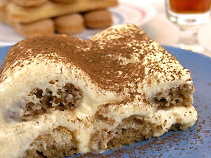 Tiramisu au chocolat sans alcool