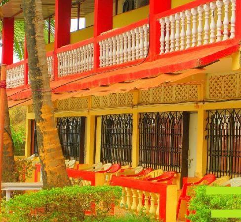 Sagar Hill Beach Resort