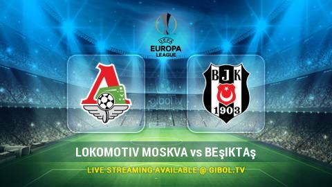 Lokomotiv Moskva vs Beşiktaş (22 Oct 2015) Live Stream Links - Mobile streaming available