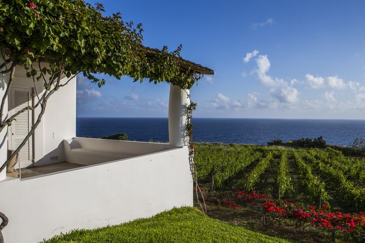Tasca d'Almerita #wineroads, Capofaro Malvasia Resort, Salina, Sicily http://selectitaly.com/browse/packages/package/id:79/wine-roads-of-sicily-the-tasca-dalmerita-experience
