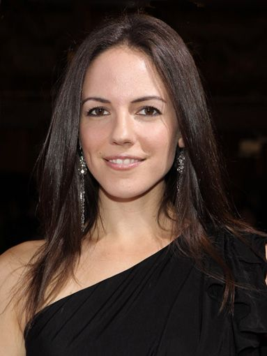 "Anna Silk. Bo the succubus on ""Lost Girl""."