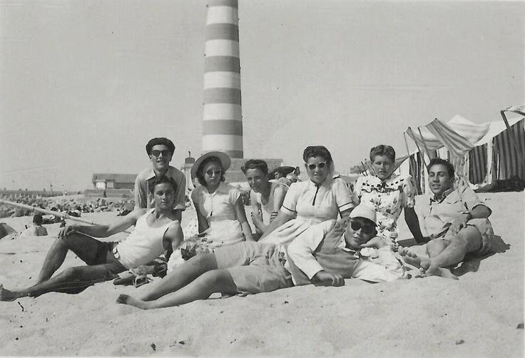 The 50s, Praia da Barra, Portugal
