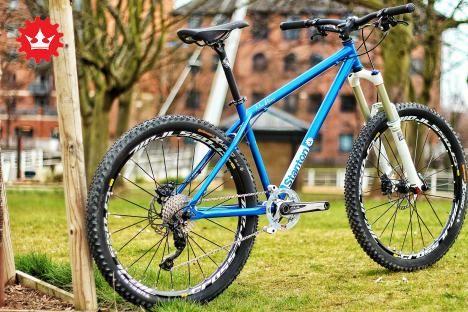 Stanton Bikes, Slackline