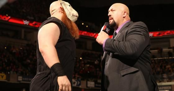 One night after turning on John Cena at Survivor Series, The World's Largest Athlete reveals his motivations before Team Cena's Erick Rowan confronts the giant.