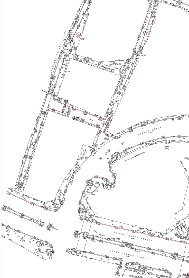 CADraftDesign - Topographical Land Survey