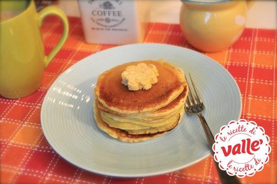 #Pancakes leggeri #buongiorno #colazione #ricetta