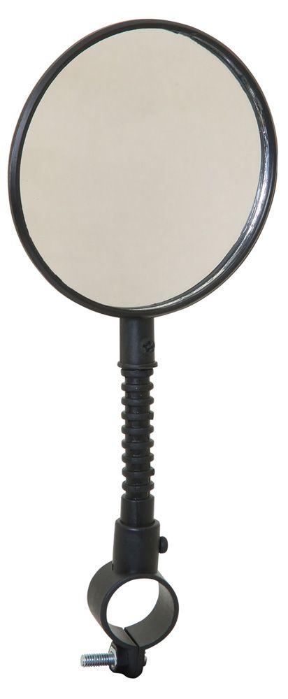 Зеркало заднего вида для велосипеда, на гибкой ножке