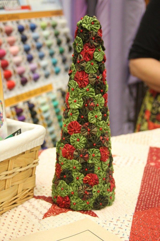 Yo Yo Christmas Tree