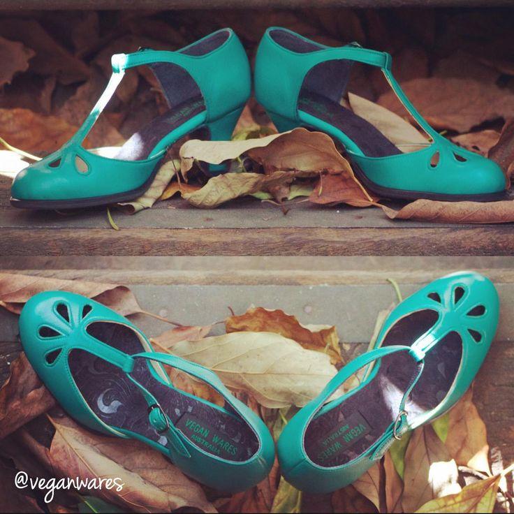 Vegan wedding shoes!