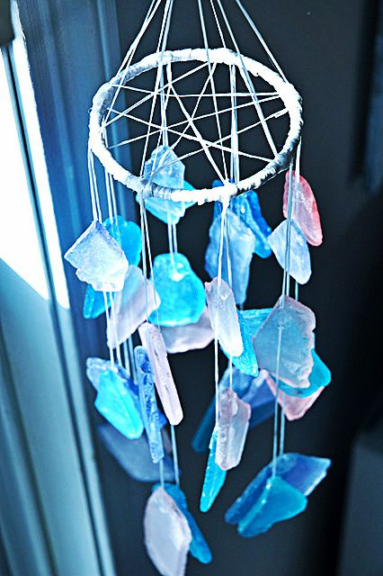 Dreamcatcher Wind Chime Perhaps To Hang Over The Island