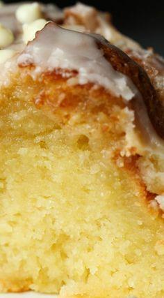 Lächerlicher Vanillekuchen