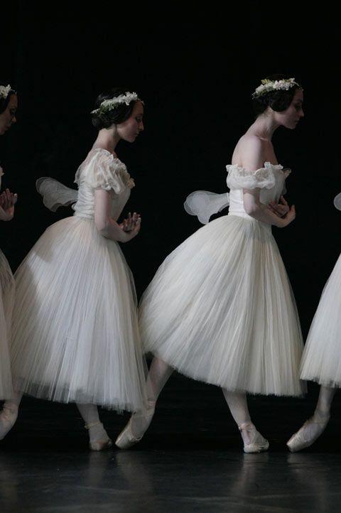 Paris Opera Ballet in Giselle.© Sebastien Mathé. (Click image for larger version)