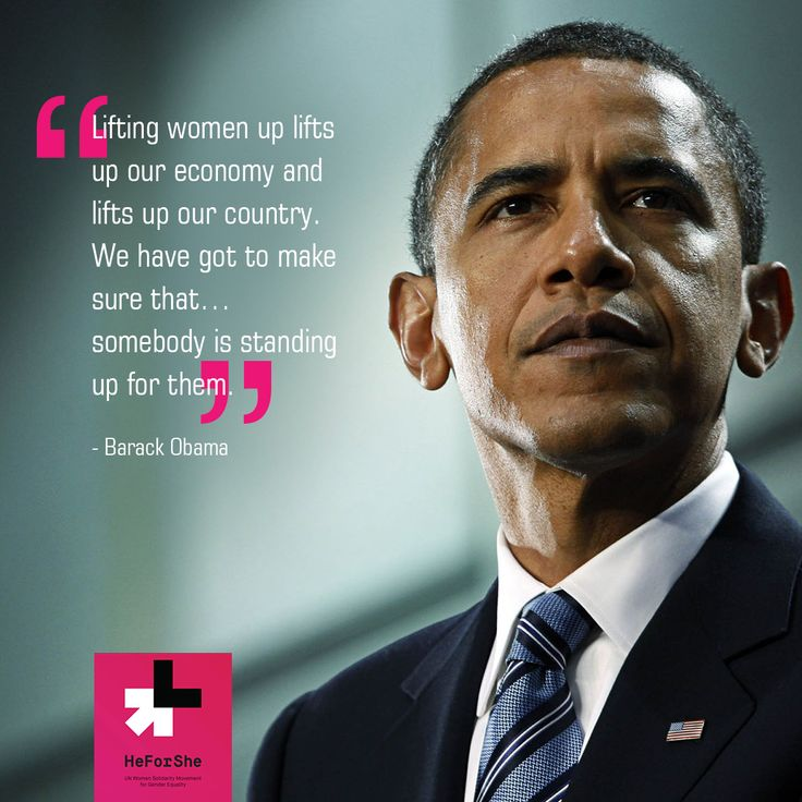 US President Barack Obama is a champion of the UN Women's movement for women empowerment and gender equality. Will you join the ‪#‎POTUS‬ and become a ‪#‎HeForShe‬? Here's where you can sign up and take the pledge: http://bit.ly/1OEBsnH